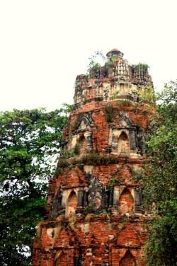 temple-wat-ayutthaya-thailande