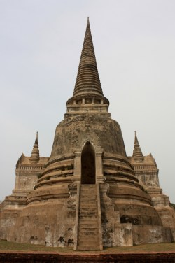 Wat Phra Si Sanphet - Ayutthaya - Thailande