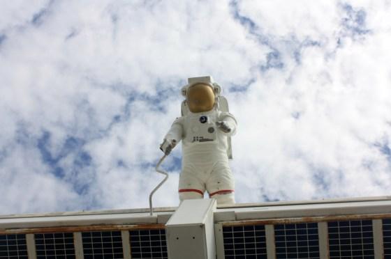 Entrée astronaute - KSC - NASA - Floride