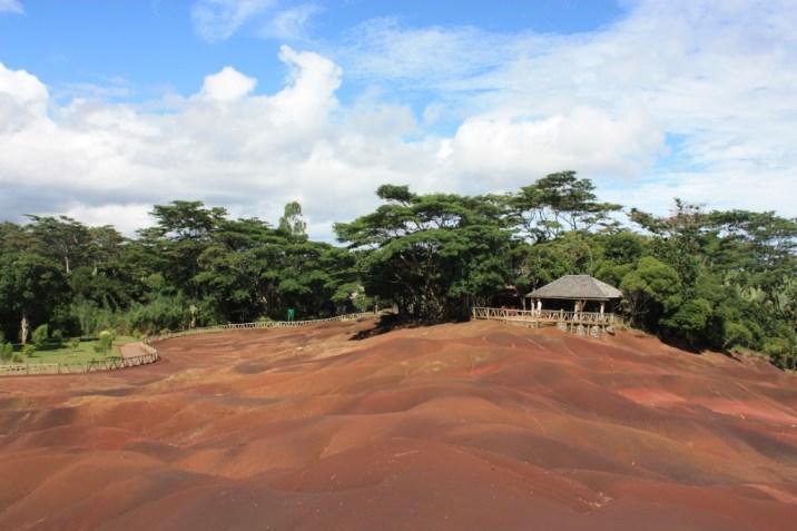 Terre aux 7 couleurs - Ile Maurice