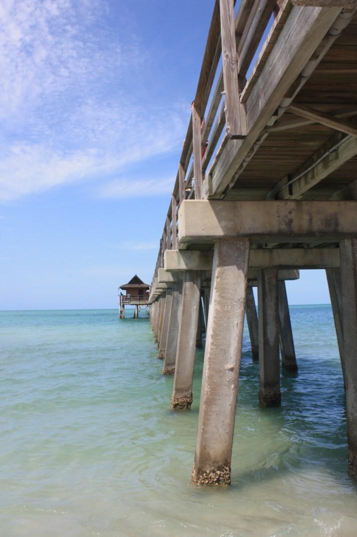 Pier de Naples - Floride