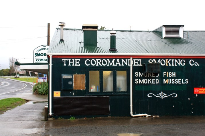 Smoked Mussels Coromandel