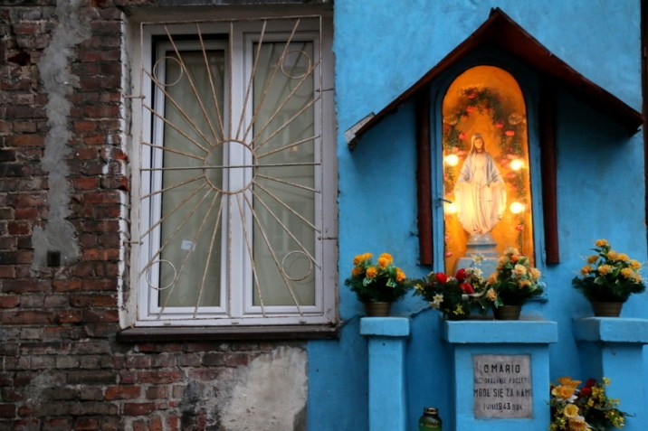 rue Ząbkowska - Praga - Varsovie