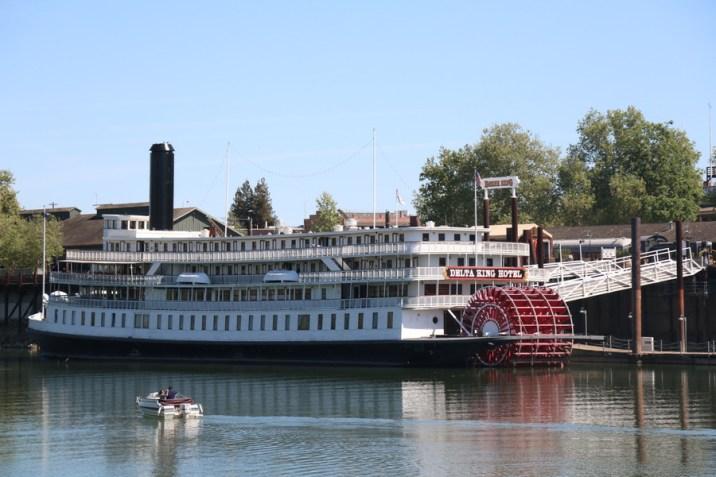 Delta King Sacramento