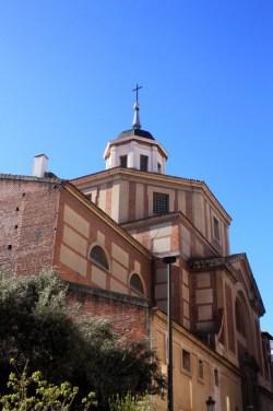 Eglise San Sebastian - Madrid