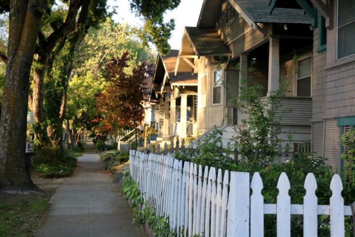 Rues de Sacramento