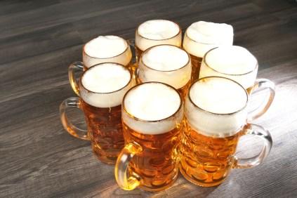 Dank dem Reinheitsgebot müssen wir kein gepanschtes Bier trinken ...