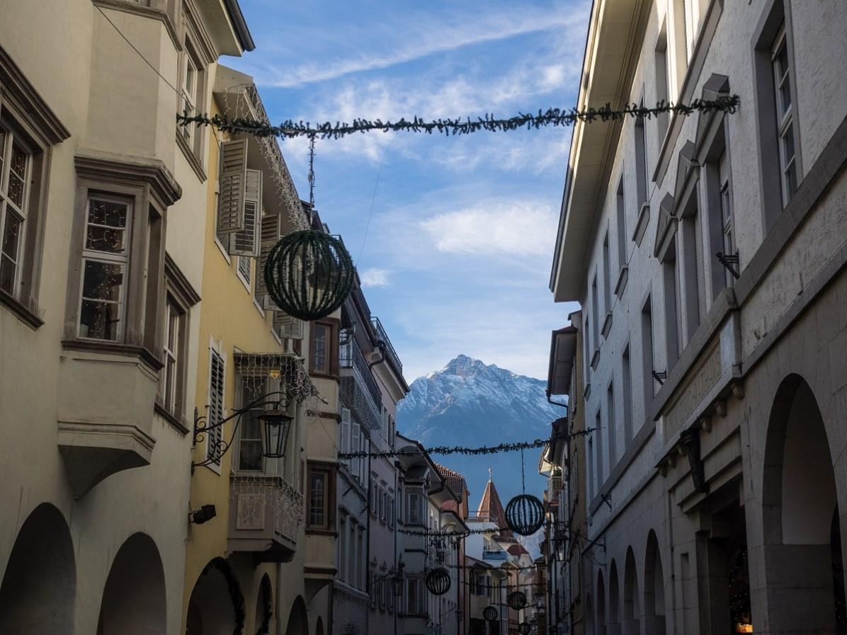 Die Lauben in der Altstadt
