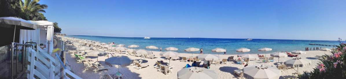 Globesession_Forte Village_Strand_Panorama_01