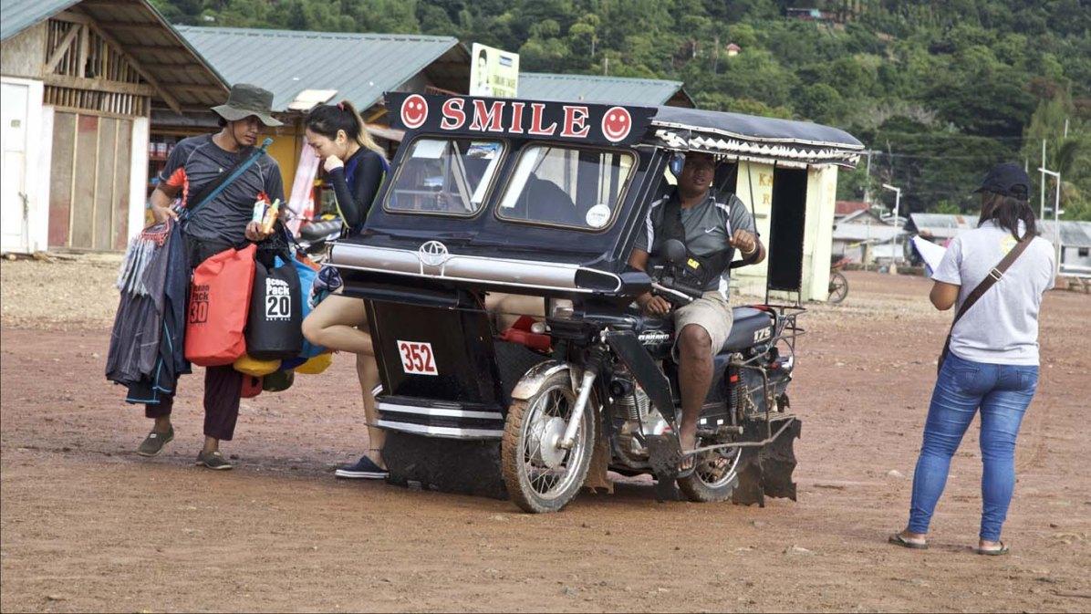 Tauchen auf Coron Philippinen 09