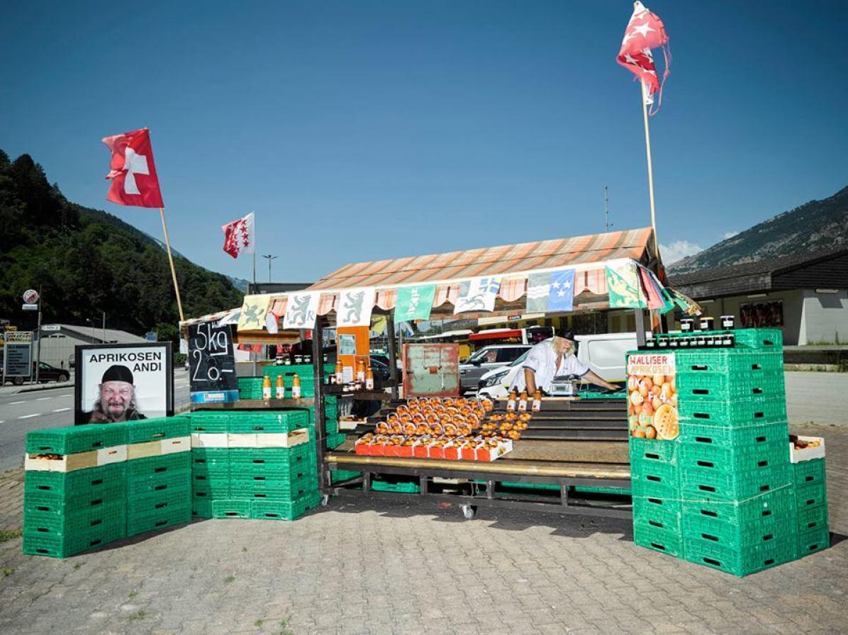 The Swiss Aprikosenandi