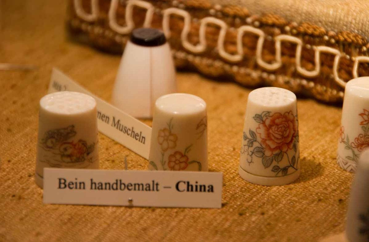 Fingerhutmuseum Rothenburg