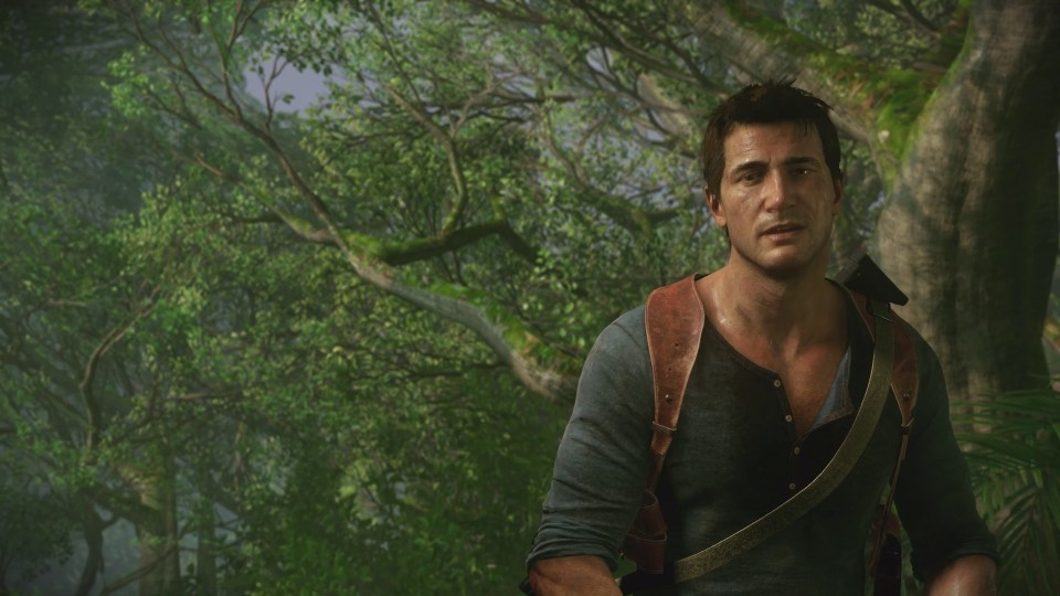 "Still from ""Uncharted4"". All rights © Sony Computer Entertainment."