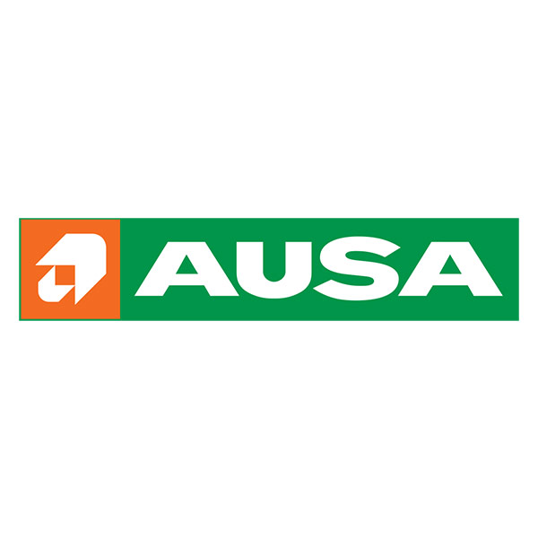 Picture showing Ausa logo