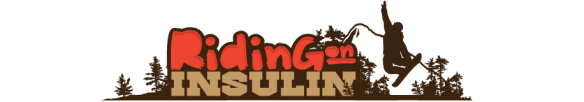 Riding on Insulin Logo