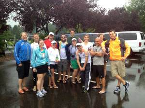 The 2012 Insulindependence Northwest Passage Ragner Team