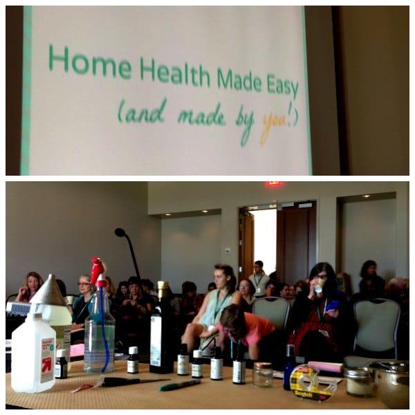 2014 Georgia Organics Conference: Home Health Made Easy Talk