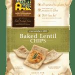 Mediterranean Snacks Lentil Chips