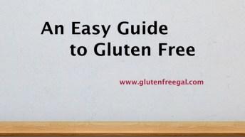 The Ultimate Guide to GlutenFree Living by TasteGuru