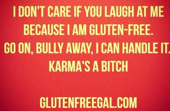 Jimmy Kimmel, What is Gluten & the Message