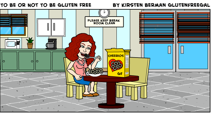 MY SAFETY ISSUES w/ GLUTEN FREE CHEERIOS