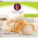 Review: Gluten Free Chicken Dumplings