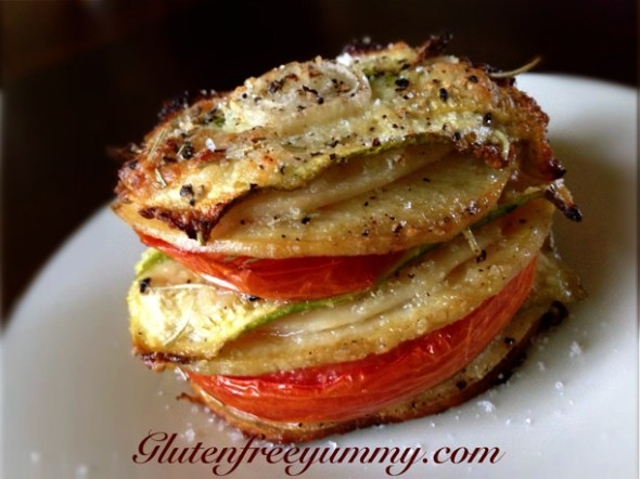 vegetable side dish