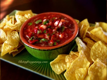 Authentic Mexican Salsa Recipe