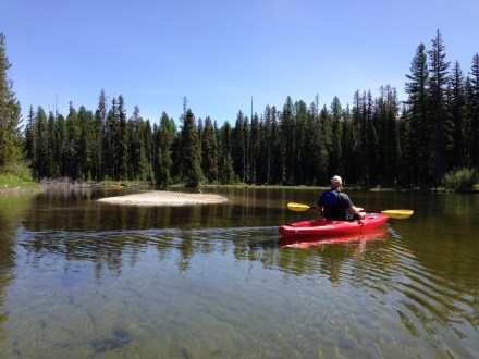 Crystal Clear Payette River