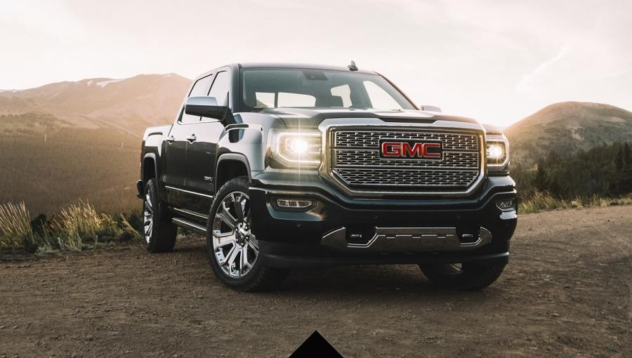 Trucks  SUVs  Crossovers    Vans   2018 GMC Lineup Qualified buyers can get a great deal on the 2018 GMC Sierra 1500 Denali  they