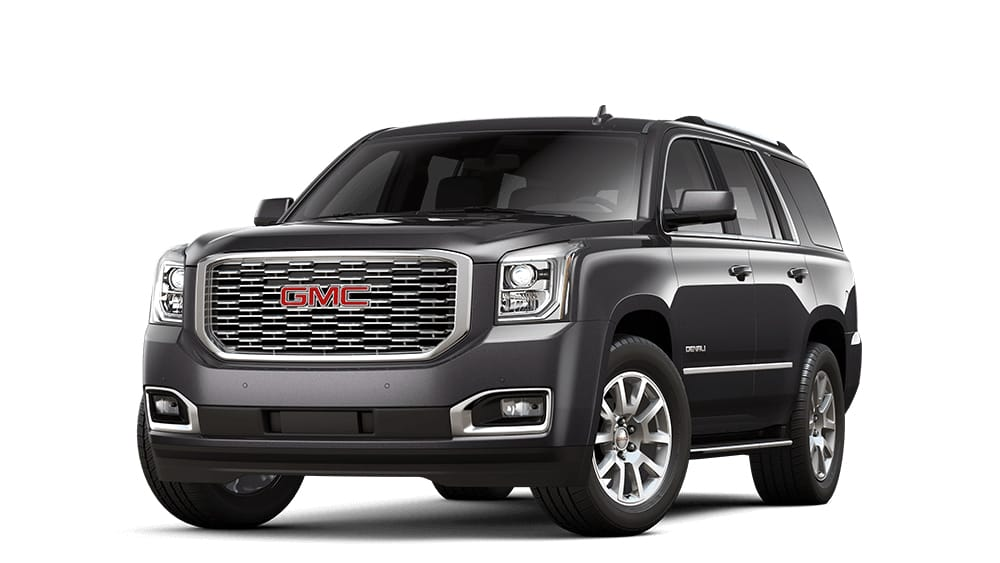 Download a 2018 GMC Brochure   GMC 2018 GMC Yukon Denali in Iridium Metallic