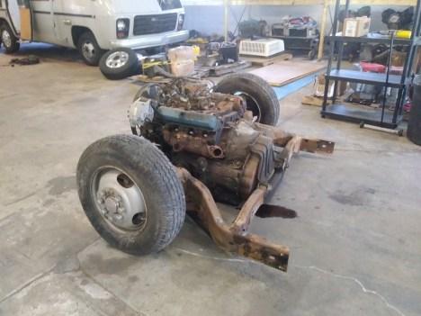 Red Neck motor pull 19