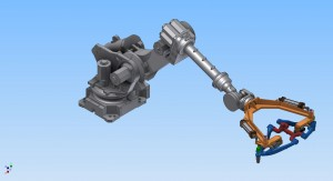 robot end of arm tool eoat