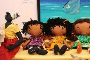 art dolls at samantha claar gullah living