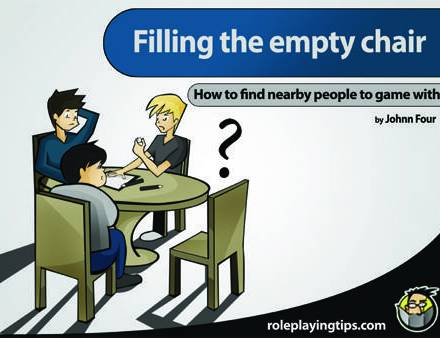 Review: Filling the Empty Chair – A Guide to Finding Players
