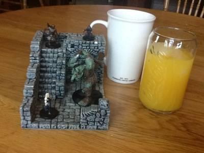 Troy's Crock Pot: D&D for Breakfast
