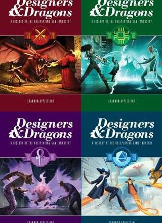A Trip Through RPG History With Designers And Dragons