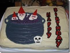 A Gnome Birthday