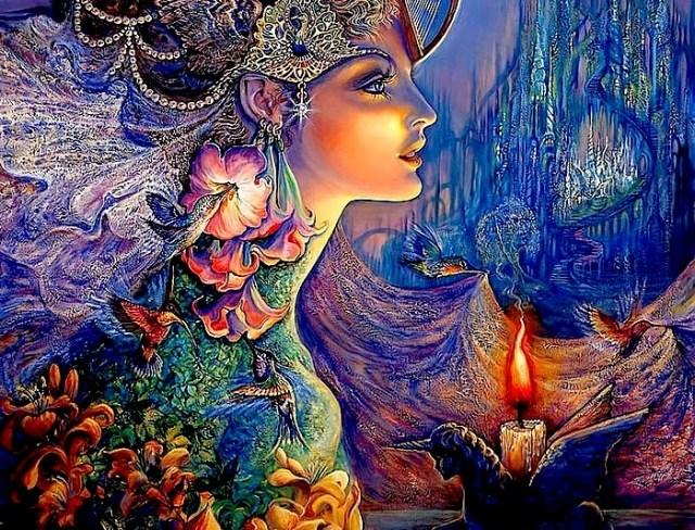 MÃE CÓSMICA - Senhora e Rainha do Universo Insondável