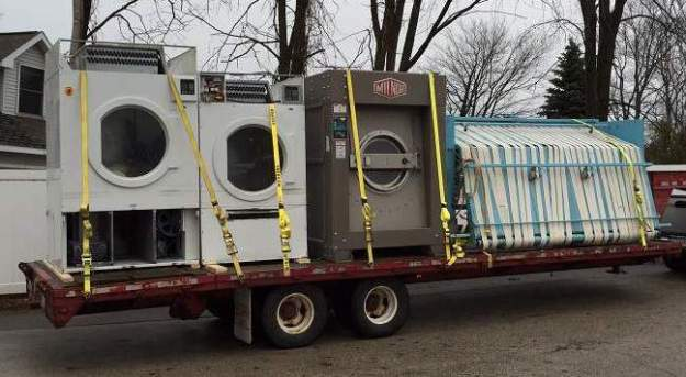 GNR Service - laundry removal