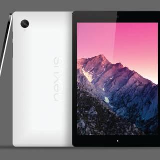 HTC Nexus 9 Mockup