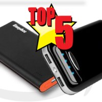 Die Top 5 Amazon Powerbank-Bestseller