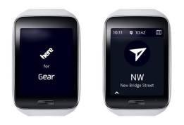 Nokia Here MAPS für Samsung