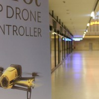 Offizielle Deutschlandpremiere der Parrot Bebop Drone