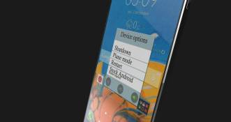 Samsung Switch Konzept Phone