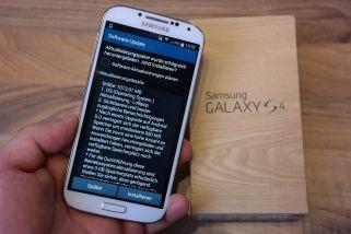Samsung Galaxy S4 Lollipop