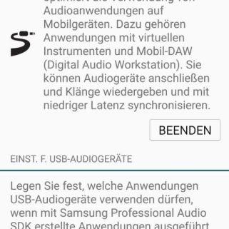 Samsung Galaxy S6 und Galaxy S6 edge Test