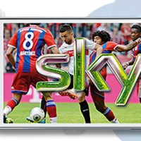 Mit Sky Go Android historische Fußball-Momente erneut erleben