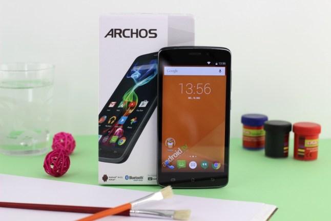 ARCHOS 52 Platinum Test