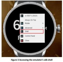 Tizen Smartwatch UI